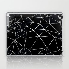 Segment Zoom Black and White Laptop & iPad Skin