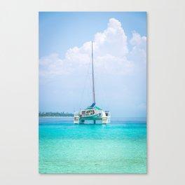 San Blas, Panama. Canvas Print