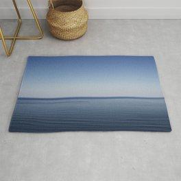 The open Ocean 2 Rug