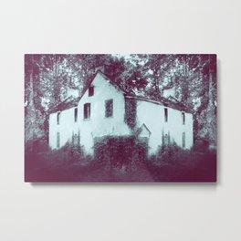 House of Leaves Metal Print