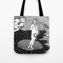 Venus - Botticelli Tote Bag