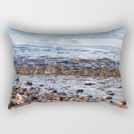 Pebble Perspective Rectangular Pillow