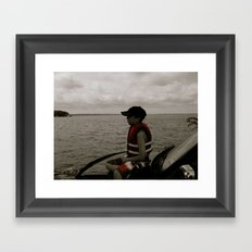 Aidan White Framed Art Print