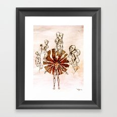 What is Love? Framed Art Print