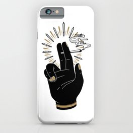 Blessed 420 iPhone Case