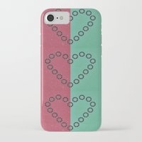 aperture iPhone & iPod Cases featuring aperture heart by lizbee