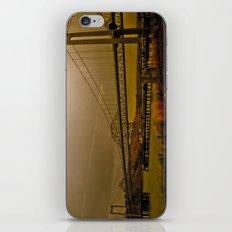 Industrial End iPhone Skin