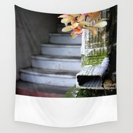 Delight From Up Above Wall Tapestry