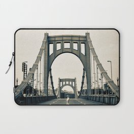 Roberto Clemente Bridge Laptop Sleeve