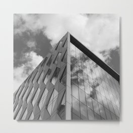 Media City UK Metal Print