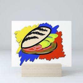 Pernil Mini Art Print