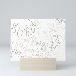Olive Palette Mini Art Print
