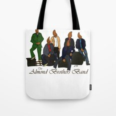 The Almond Brothers Band Tote Bag