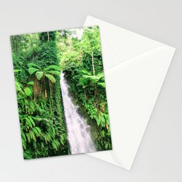 Lombok, Indonesia: Waterfall Stationery Cards