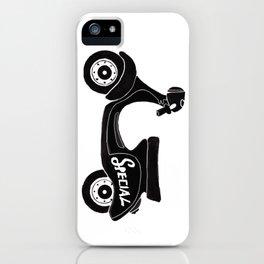 Vintage Motorcycle iPhone Case
