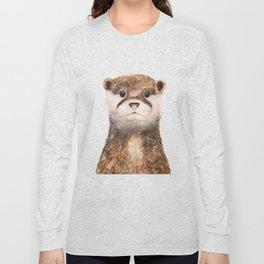 Little Otter Long Sleeve T-shirt