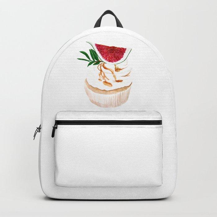 Fig Cupcake Backpack