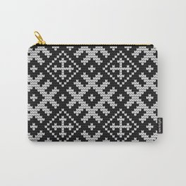 Pattern in Grandma Style #23 Carry-All Pouch