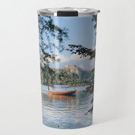 Bled, Slovenia Travel Mug