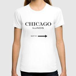 Chicago - Illinois T-shirt