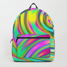 Pastel Swirl Backpack