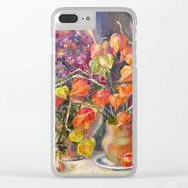 Still life # 27 Clear iPhone Case