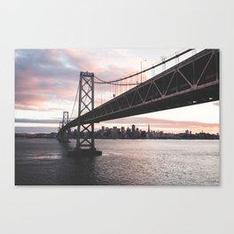 Bay Bridge - San Francisco, CA Canvas Print