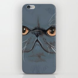 Persian Cat iPhone Skin