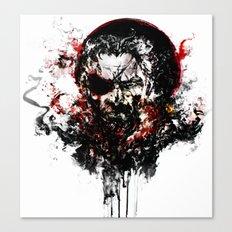 Metal Gear Solid V: The Phantom Pain Canvas Print