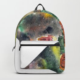 Galactic Roses Backpack