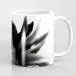 Black Pineapple Coffee Mug