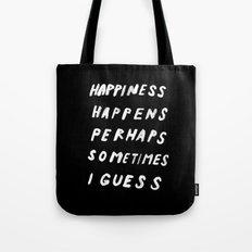SOMETIMESPERHAPS Tote Bag