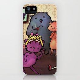 La de da, I'm Goldilocks iPhone Case