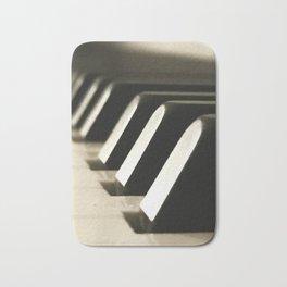 Piano Keys 2 Bath Mat