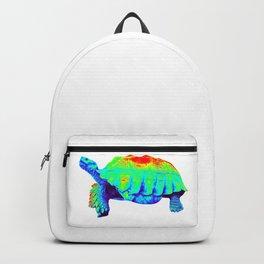 Infrared Sulcata Tortoise Backpack