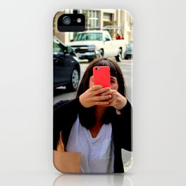 An Invasive Wo-maneuver iPhone Case