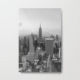 New York State of Mind II Metal Print