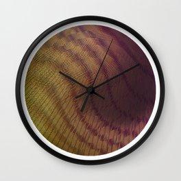 September Start Wall Clock