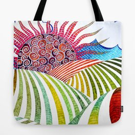 If you build it. Tote Bag