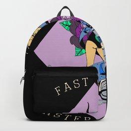Fast Cars Backpack