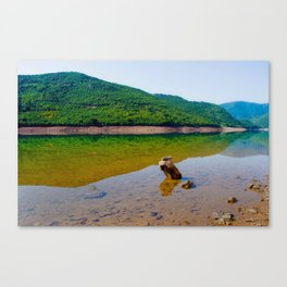 Lake iii Canvas Print