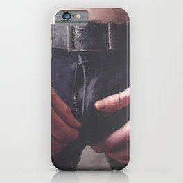 Get Ready... iPhone Case