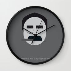 FC - Groucho Wall Clock