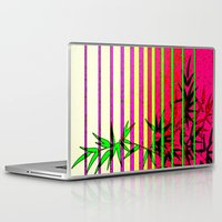 bamboo Laptop & iPad Skins featuring Bamboo by Mr and Mrs Quirynen