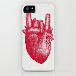 Party heart iPhone Case
