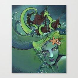 Dynamene Canvas Print