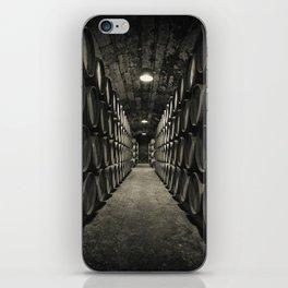 World of barrels iPhone Skin