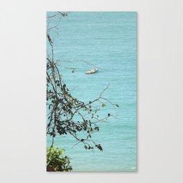O Barco Canvas Print