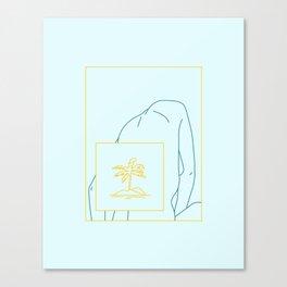 Of An Island Canvas Print