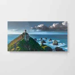 A day in Nugget Point Metal Print